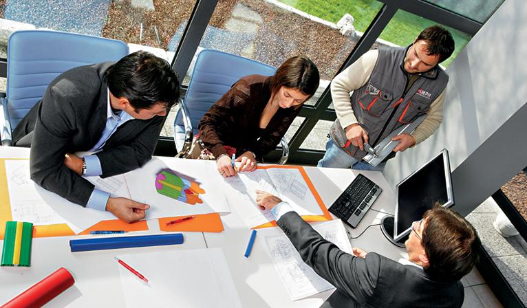 Projektplanung bei MPM Deutschland